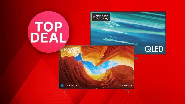 MediaMarkt Flyer: 4K TVs von Samsung & Sony für PS5 & Xbox Series X zum Bestpreis
