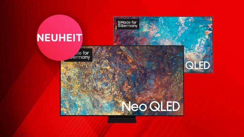 MediaMarkt EM-Angebot: Samsung 4K TV mit Handy zum Spitzenpreis