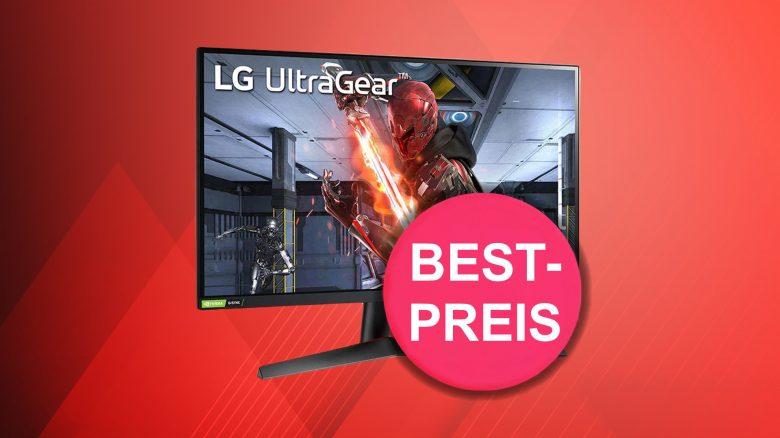 Guter Gaming-Monitor von LG zum neuen Bestpreis bei Mindfactory.de