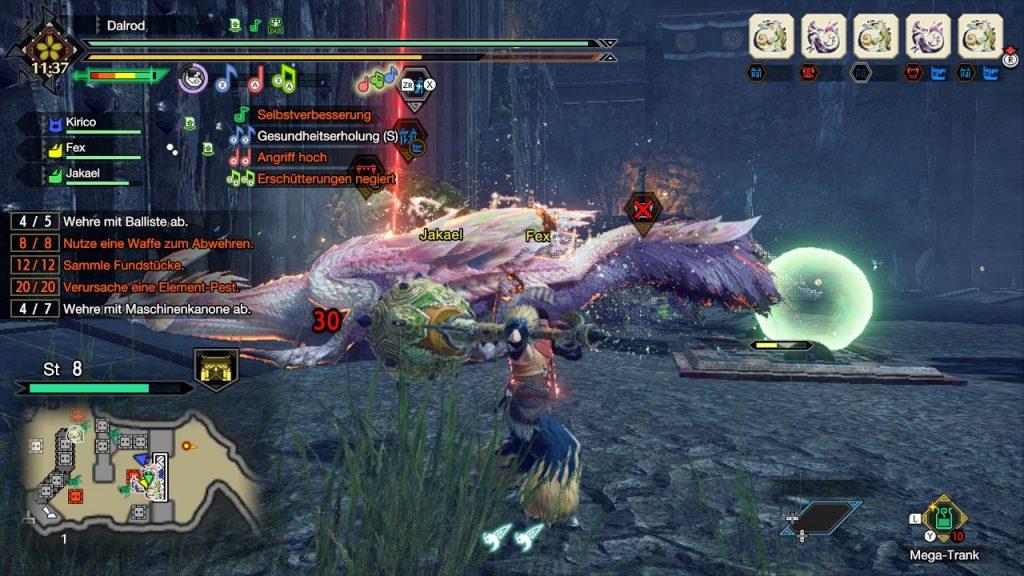 monster hunter rise randale