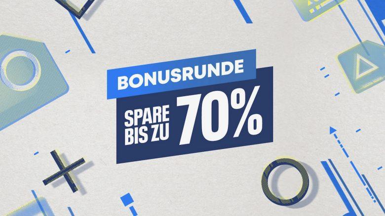 PS Store: Neuer Sale bringt PS4-Spiele und Zusatzinhalte bis zu 70 % günstiger