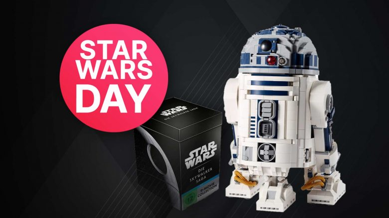 Star Wars Tag: Das sind die besten Angebote der Galaxis