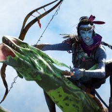Avatar Frontiers of Pandora Titel2