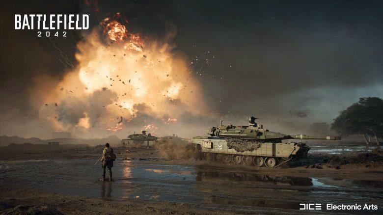 Battlefield 2042 tank titel