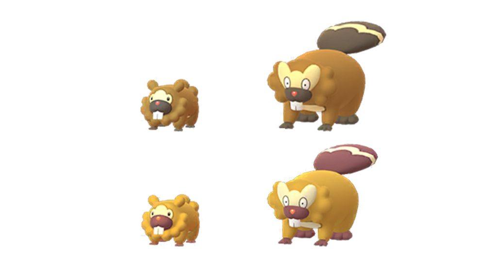 Pokémon GO - Bidiza-Shiny