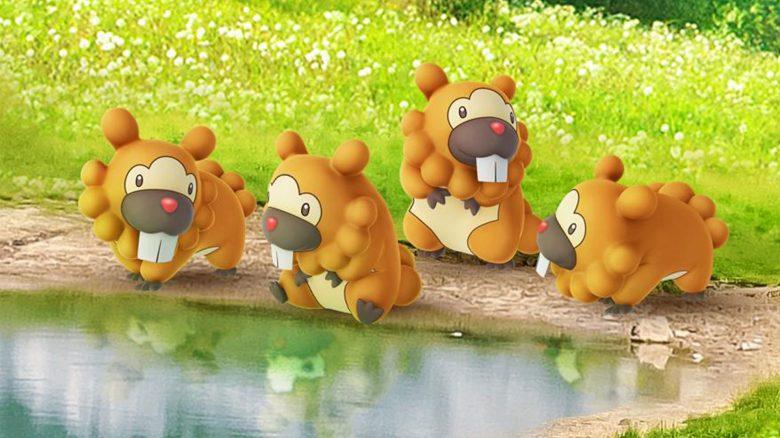 Pokémon GO - Bidiza Titelbild