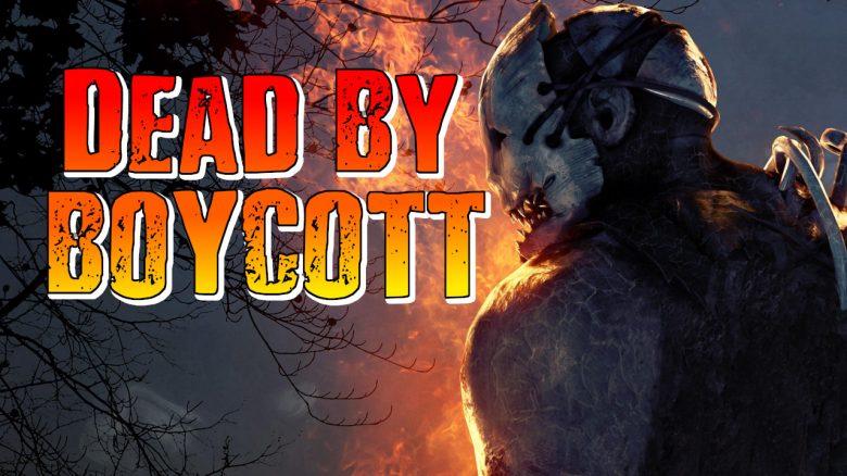 Dead by Daylight Boycott titel title 1280x720