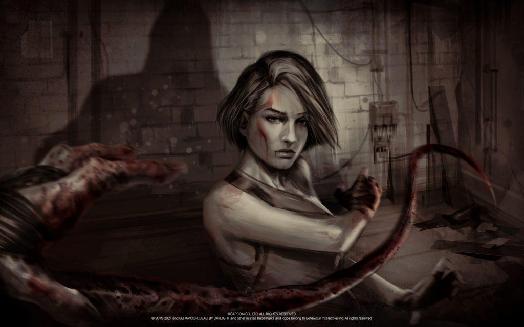 Dead by Daylight Jill Valentine Lore