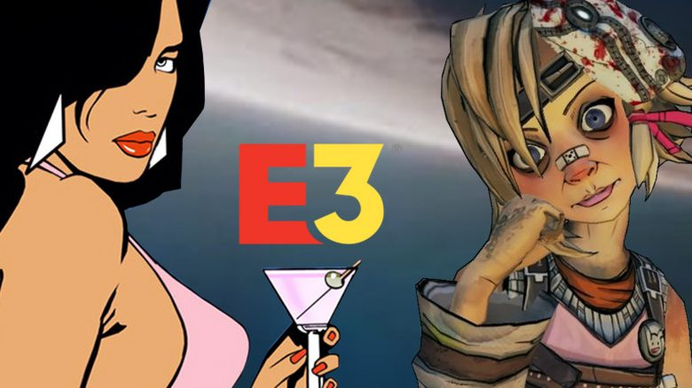 E3 2021 Titel GTA Borderlands