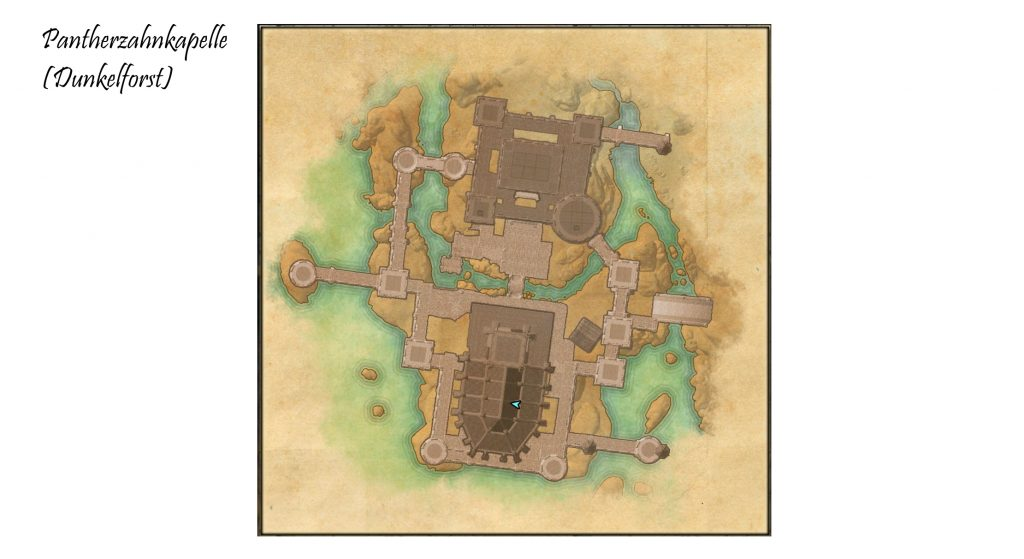 ESO Pantherzahnkapelle Map