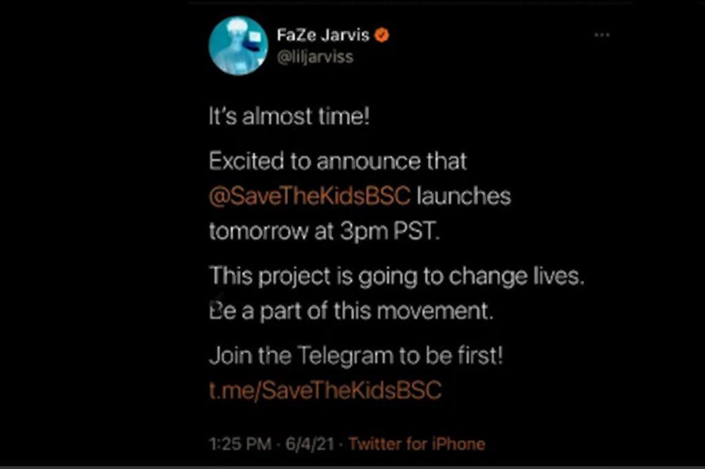 FaZeJarvis-Tweet-Gelöscht