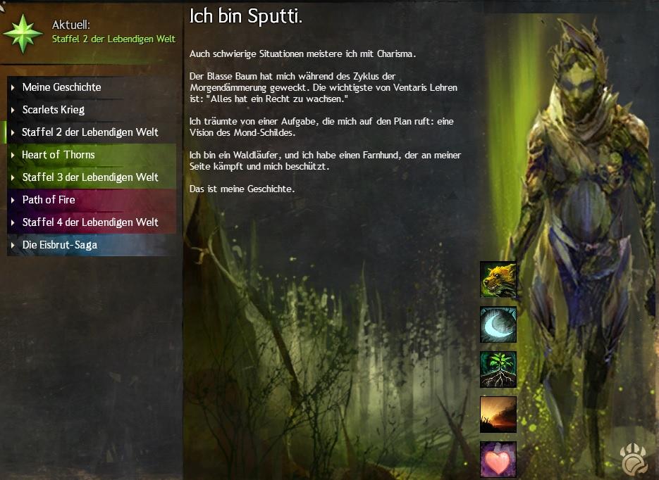 Guild Wars 2 Chronik