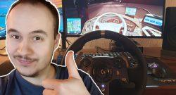 Mein neues Lenkrad für 250 € war mein wichtigster Gaming-Kauf 2021