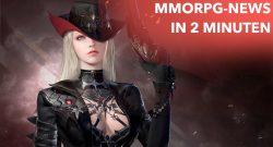 Ein weiterer MMORPG-Hammer wurde für 2021 angekündigt