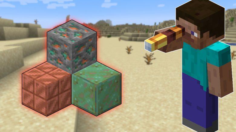 Minecraft: Kupfer farmen und verwenden – So geht's