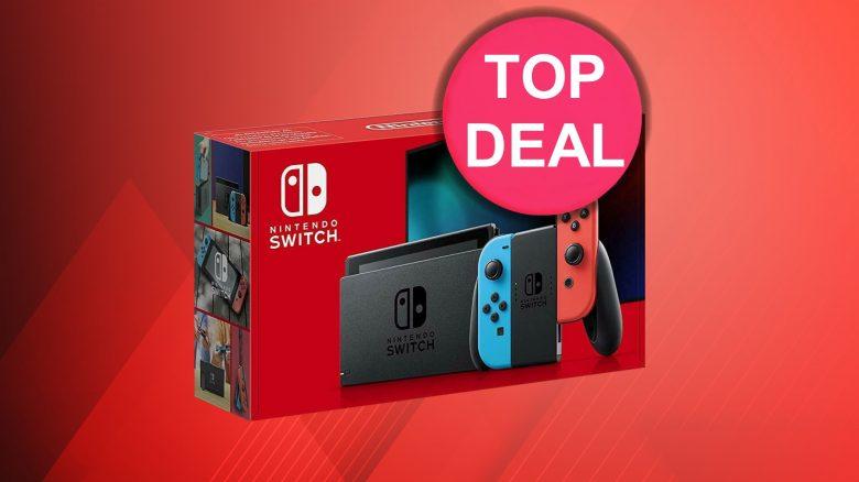 eBay-Gutschein: Günstiger gab's die Nintendo Switch 2021 noch nicht