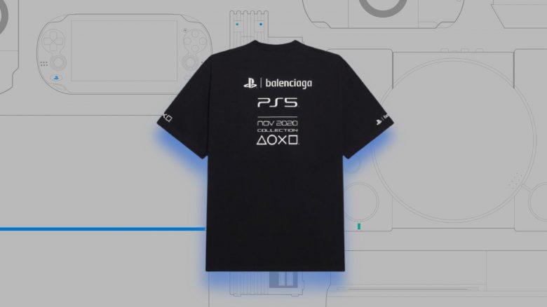 Dieses PS5-Shirt einer Luxus-Marke kostet mehr als die PlayStation 5 selbst