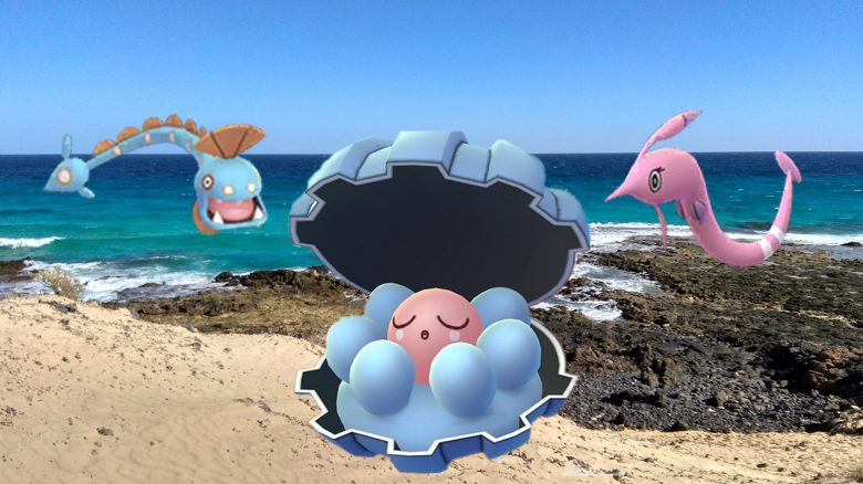 Pokémon GO - Perlu mit Entwicklungen