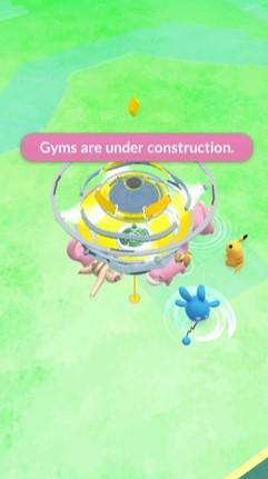 Pokémon GO Arena in Bearbeitung
