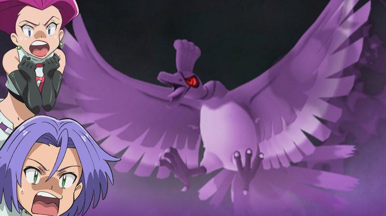 Pokémon GO Crypto Ho-Oh