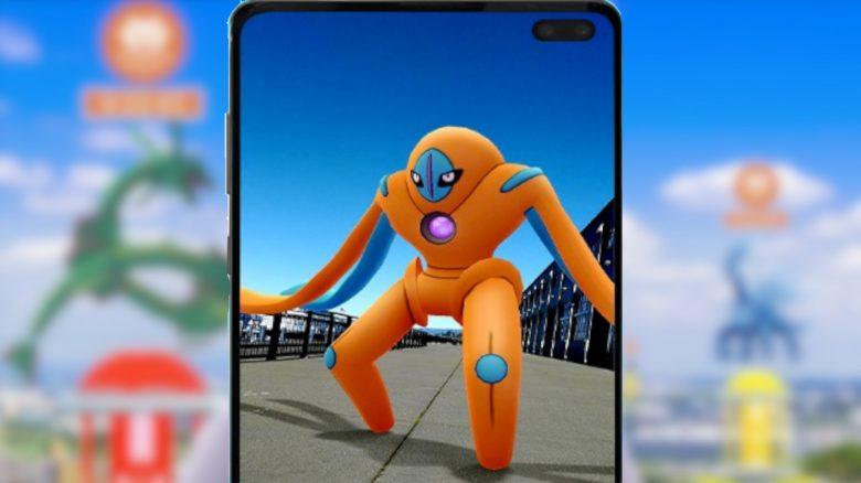 Pokémon GO: Deoxys in der Verteidigungsform kehrt zurück – Nutzt diese Konter