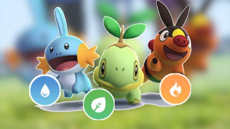 Pokémon GO: Die besten Angreifer für den neuen Element-Cup