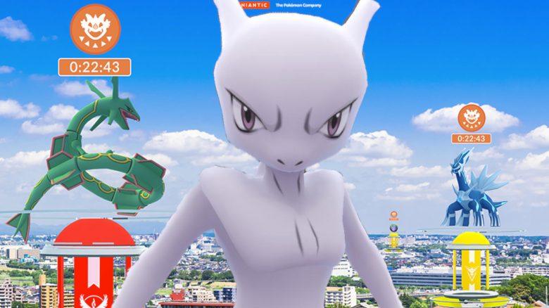 Pokemon GO Fest legendäre Pokémon Bonus