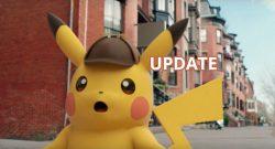 Pokémon GO Pikachu erschrocken Update