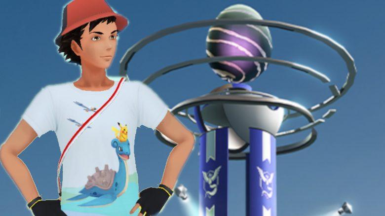 Pokemon GO Raid Update