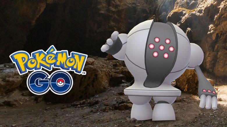 Pokémon GO Registeel Titel