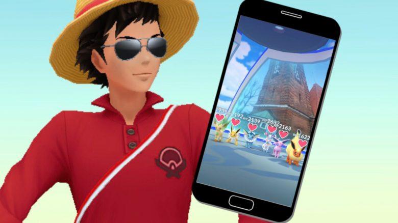 Hey! Hört gefälligst auf, niedliche Arenen in Pokémon GO zu basteln