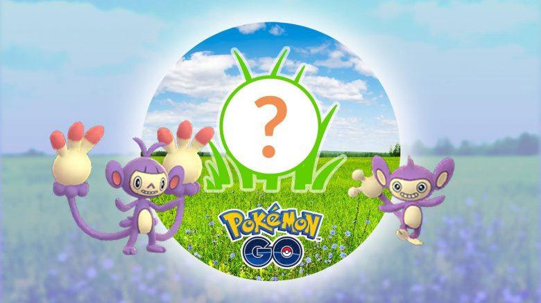Pokémon GO: Rampenlichtstunde heute mit Griffel und doppeltem Sternenstaub