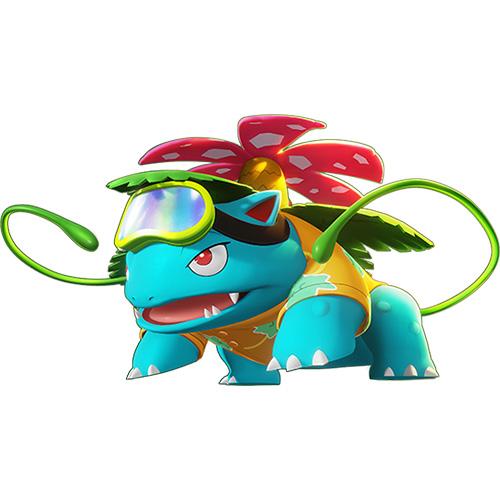 Pokémon Unite Bisaflor Skin