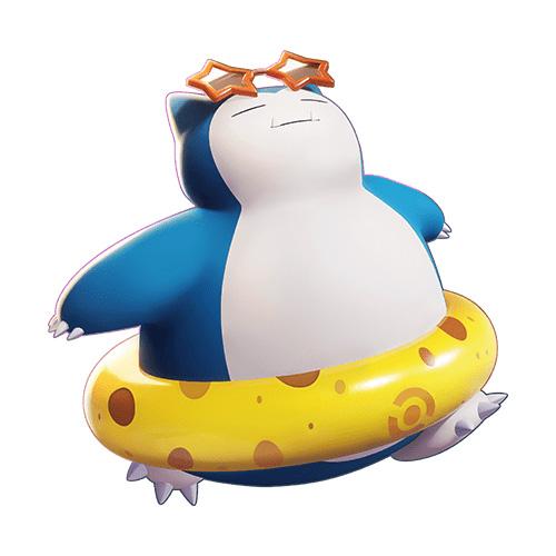 Pokémon Unite Relaxo Skin