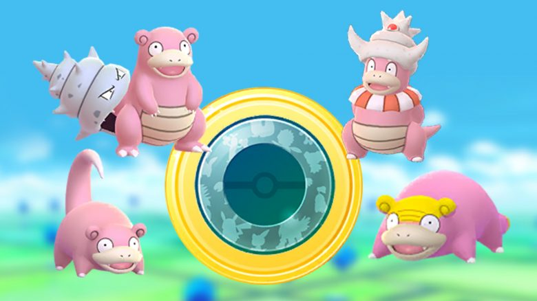 Pokémon GO - Flegmon-Familie Herausforderung