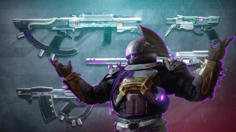 Season 14 Waffen Spleißer Destiny 2 Saint Titel