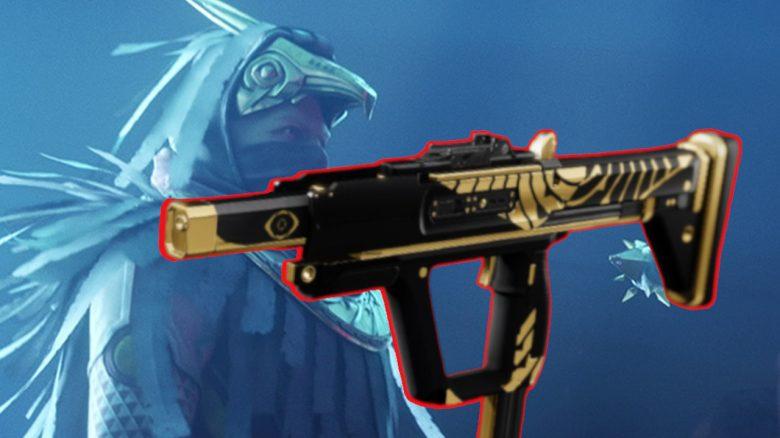 Destiny 2 hat eine neue, beste Maschinenpistole – Das macht Shayuras Zorn so stark