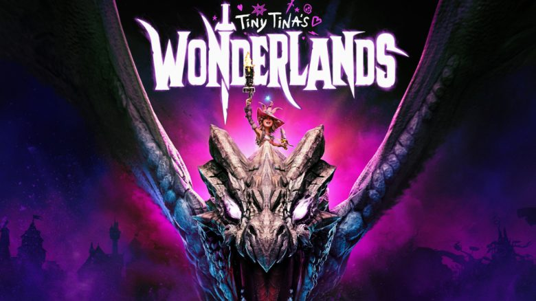 TT Wonderlands Dragon titel title 1280×720