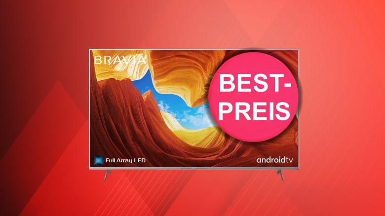 Sony 4K-TV mit HDMI 2.1, 120 Hz & Co. zum neuen Tiefstpreis bei Saturn