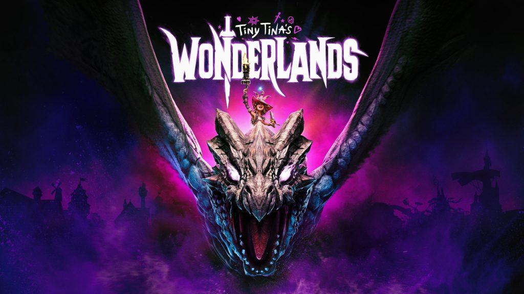 Tiny Tina Wonderlands Key Art big