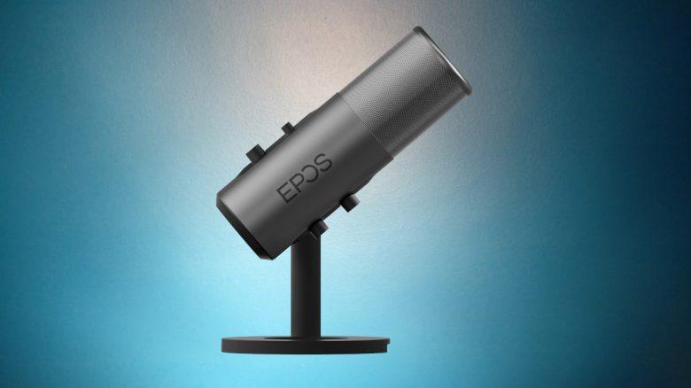 EPOS stellt das EPOS B20 vor – Das bietet das neue Streaming-Mikrofon für 200 Euro