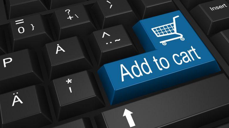 Titelbild Online einkaufen amazon