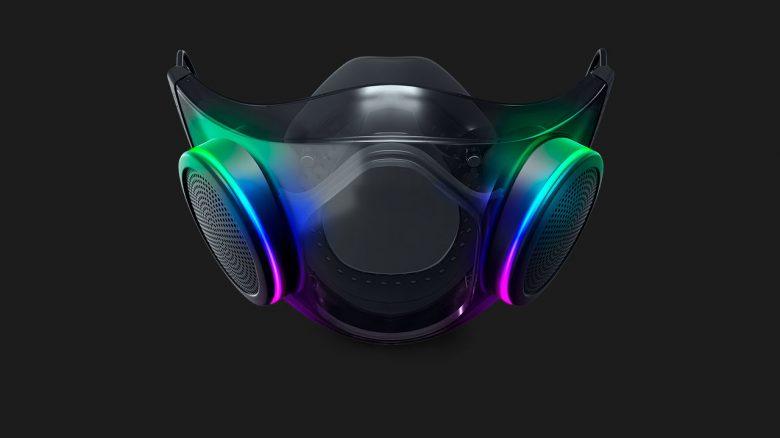 Titelbild Razer Maske Project Hazel