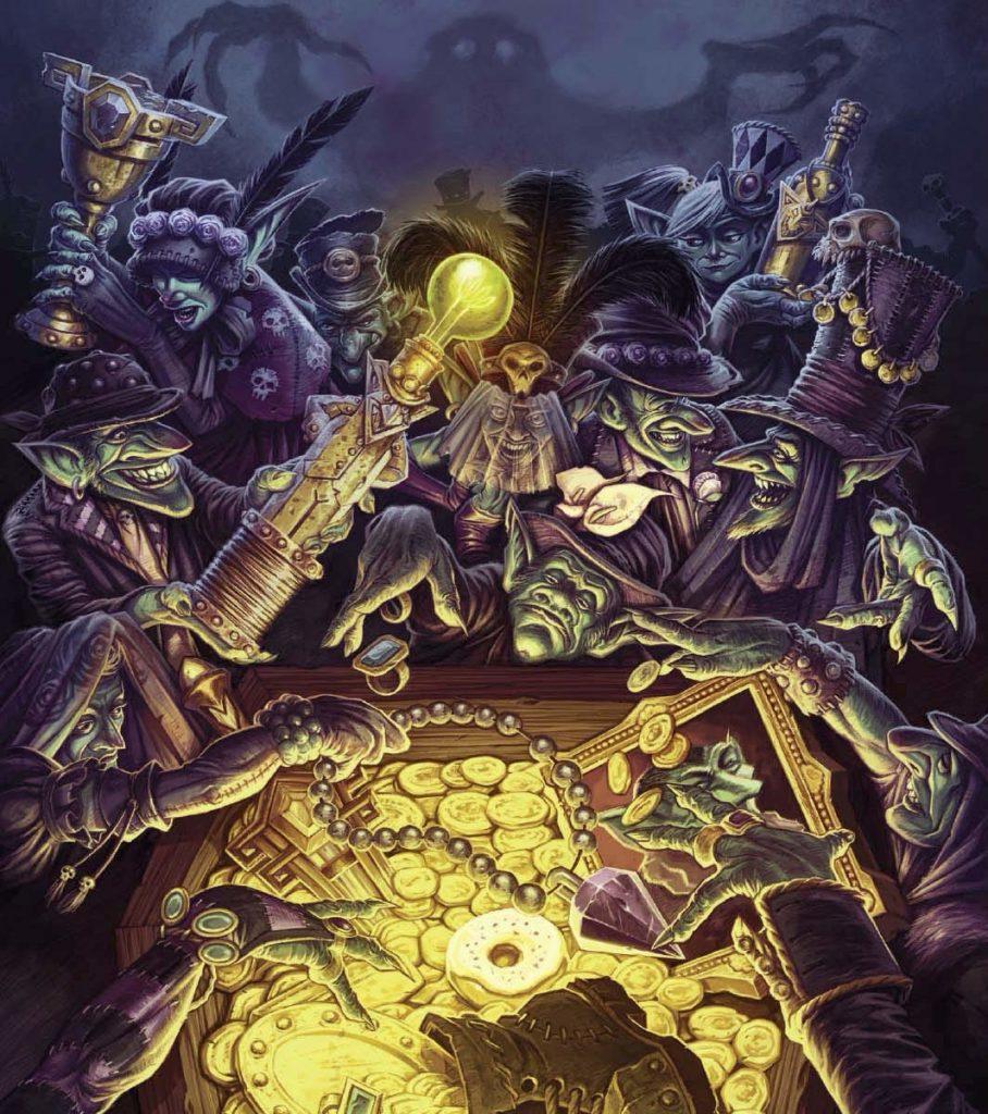 WoW Folk and Fairy Tales Azeroth Goblins