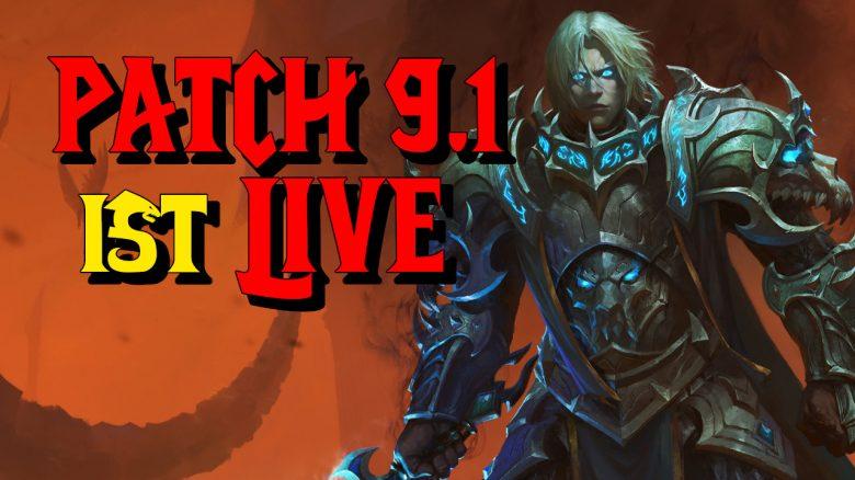 WoW: Patch 9.1 Ketten der Herrschaft ist live – Alle Infos zum Launch