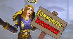 WoW Shadowlands Community Interview Titel 2