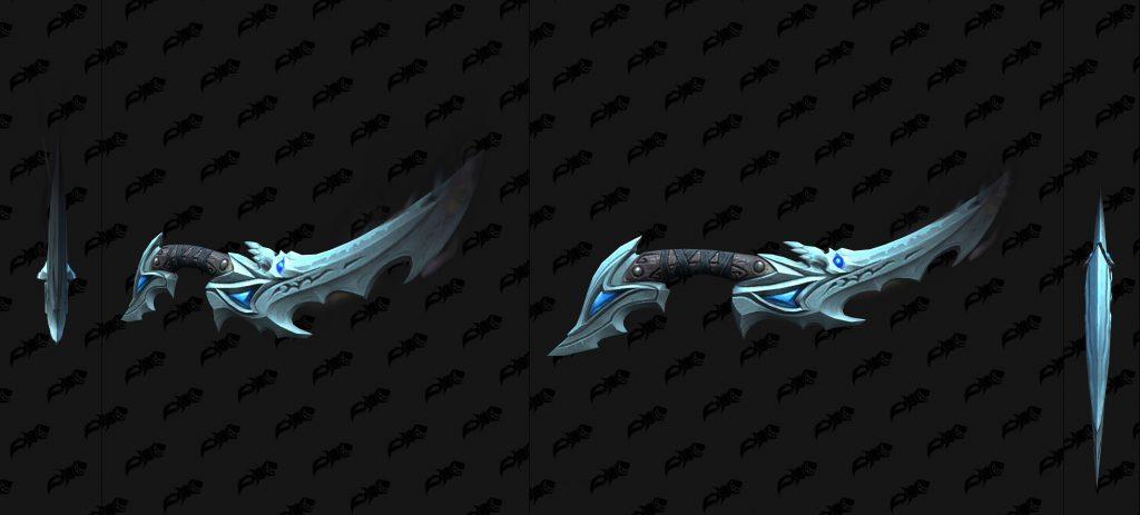 WoW Sylvanas Dagger wowhead