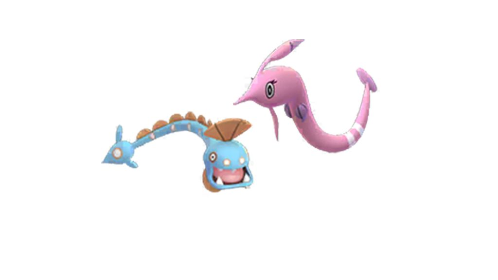 Pokémon GO: Aalabyss & Sanagabyss