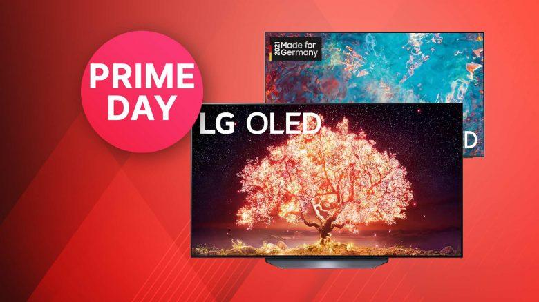 Amazon Prime Day: LG OLED 4K TV für PS5 & Xbox Series X zum Hammerpreis
