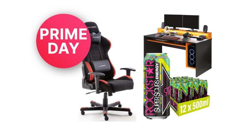 Länger zocken mit diesen Amazon Prime Day Gaming-Angeboten